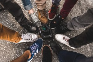 Men's and women's sneakers