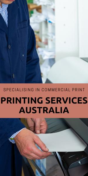 Printing Services Australia